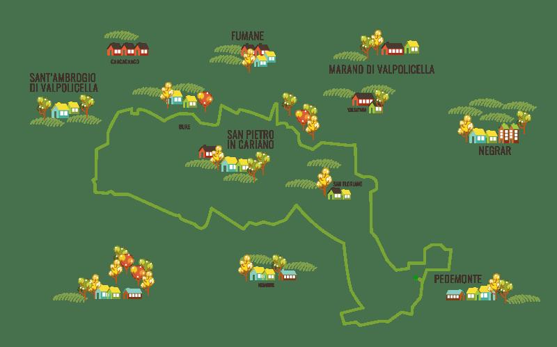 percorso amarathon 2020 21 km